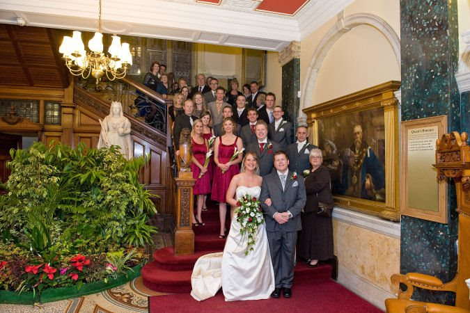 Blackpool Wedding Venues