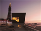 Sunset, Illuminations weddings at the Blackpool Wedding Chapel