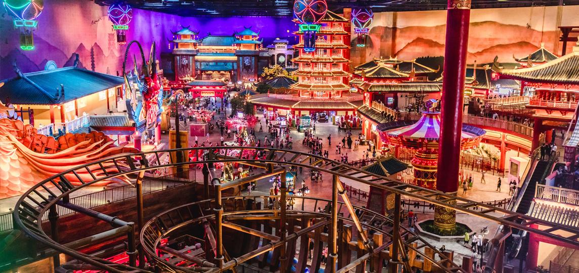 Blackpool Set To Get 300m New Indoor Theme Park Development