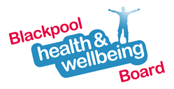 Blackpool Health and Wellbeing Board logo