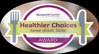 Blackpool-healthier-choices-award
