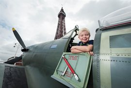 World's finest heading to Blackpool Air Show!
