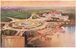 Fig 2 - Original Design for Stanley Park.