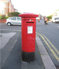 Fig. 40 Image of GR pillar box