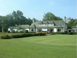 Clubhouse, Stanley Park Golf Club