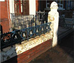 Fig. 29  Iron railings