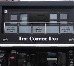 Fig. 75 Coffee Pot, Birley Street