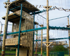 Blackpool High Ropes