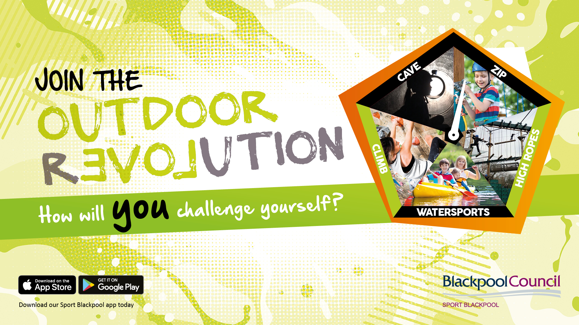 Join the Outdoor Revolution