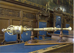 Blackpool Council Mace