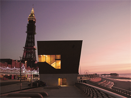 Wedding Chapel and Blackpool Tower | Unique Illuminations Weddings