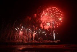 World Fireworks Championship Blackpool line-up announced