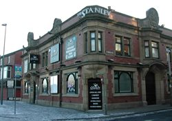 Stanley Arms Pub on Chapel Street