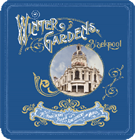 Fig 6 - Front Cover of Winter Gardens Book.