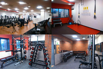 Blackpool Sports Centre gym