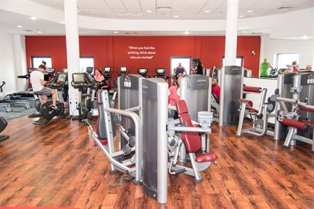 Fitness Room at Moor Park
